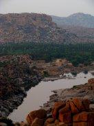Hampi's breathtaking scenery