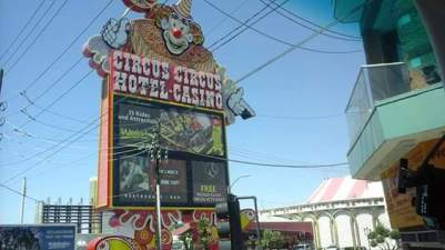 Kids of all ages love Circus Circus Hotel. There's an amusement tent called The Adventuredome with all sorts of rides and attractions .