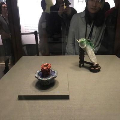 a jade exhibit