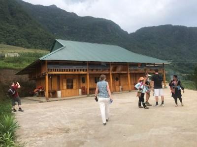 Mao's homestay