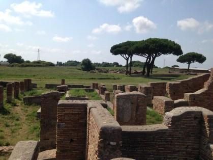 Comment passer un bel été à Rome? ostia antica