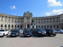Vienna new castle