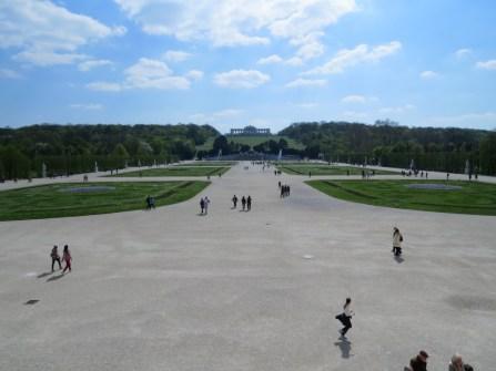 Garden of Palace