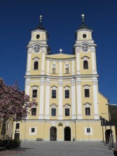 Church from Sound of Music wedding