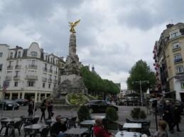 Reims main centre