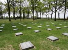 A German cemetery