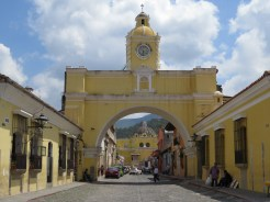 The arch. Symbol of the town.