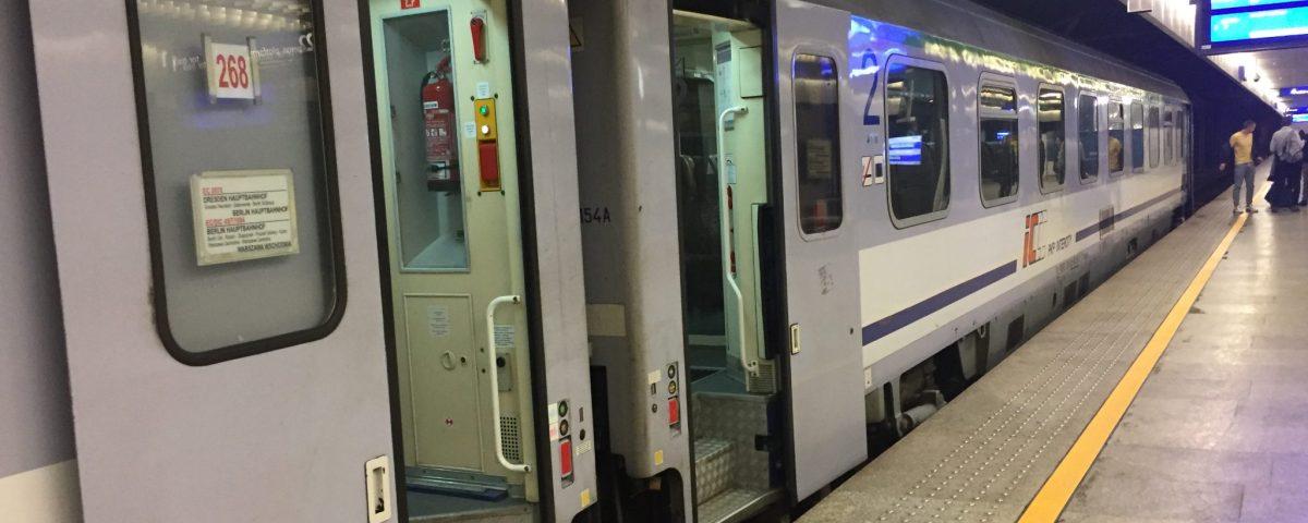 train station departure door journey