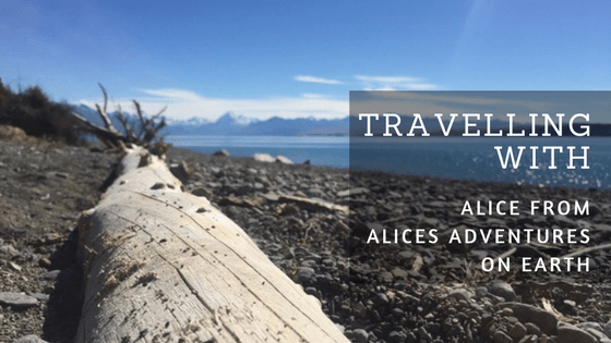 Travelling With Alice interview
