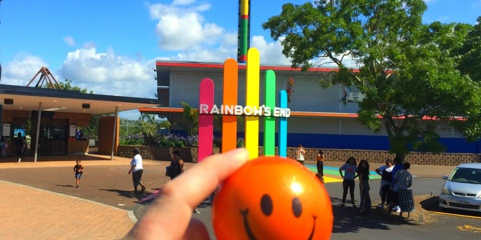 things to do in New Zealand on a rainy day rainbows end