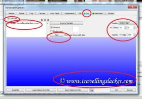 Free Batch Watermarking Images with FastStone Image Viewer