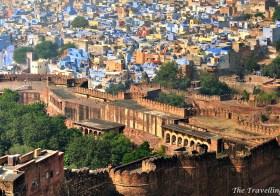 Jodhpur: Suncity or the Blue City?