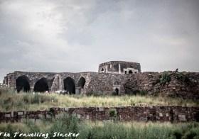 Bijay Mandal and Begumpur Masjid: Melancholy Evenings at Jahanpanah