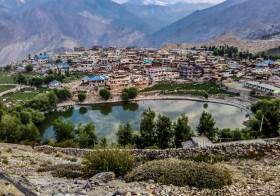 Nako: That Village Around The Lake