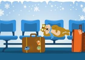 Holly (Not so Jolly) Folly: Holiday Travel Fails