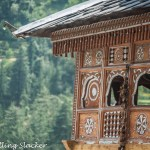 Chhatri : A Temple and A Hitchhike