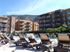 The Spirit Ridge Resort in Osoyoos.