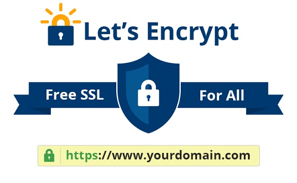 "Get that ""free lunch"" with 'Let's Encrypt'"