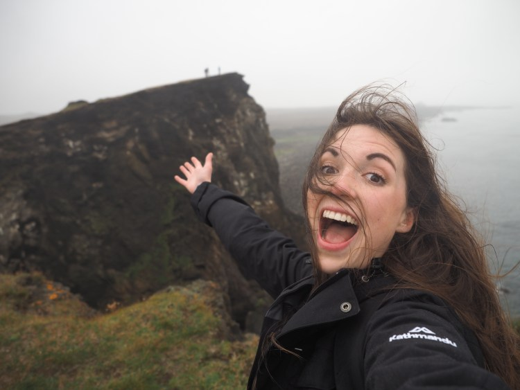 Hanging out on the Reykjanes Peninsula - an easy day trip from Reykjavik