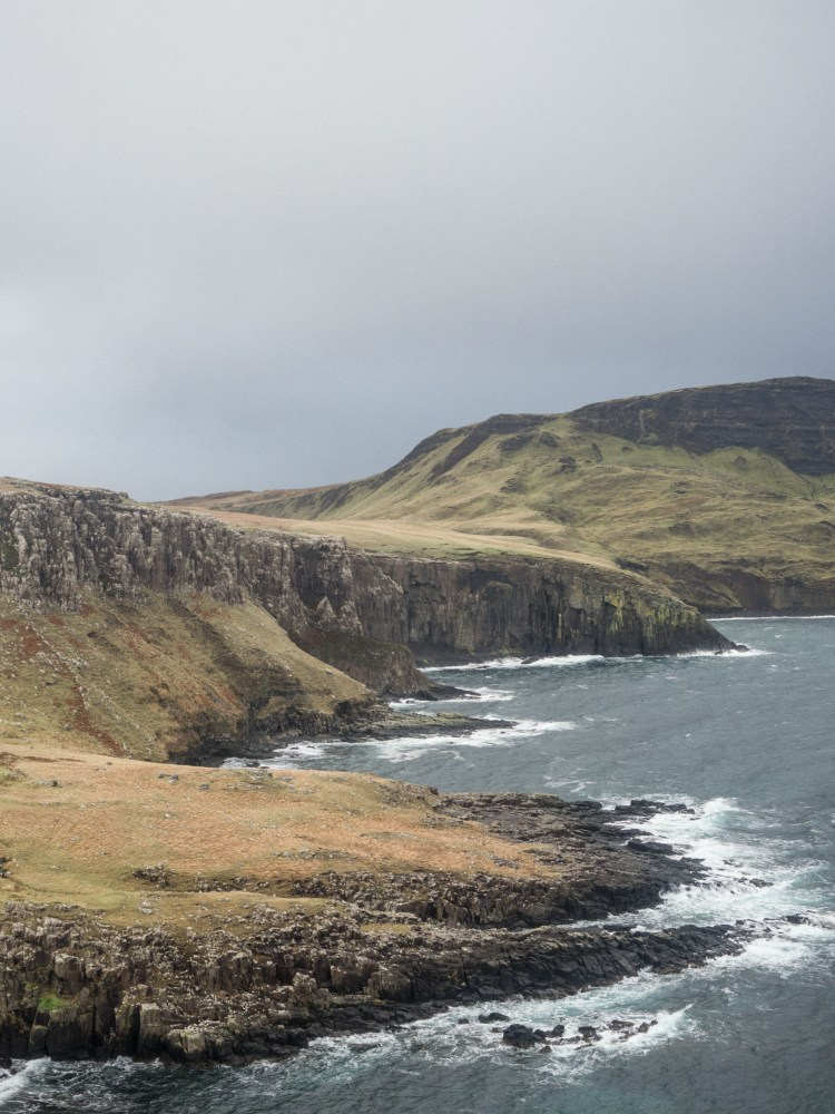 Isle of Skye Travel Blog: Neist Point