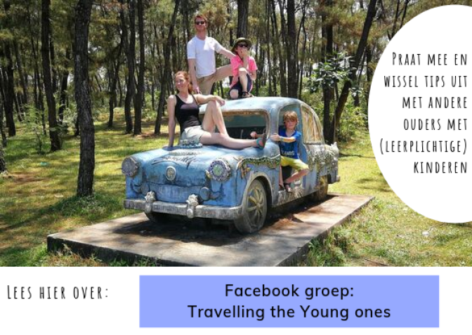 Travelling the Young ones
