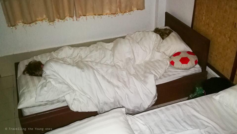 Tips-slapen op reis