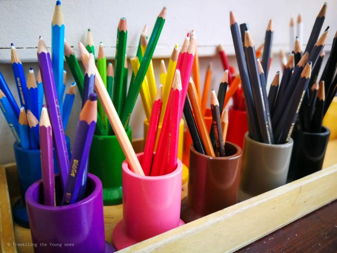 kleuteractiviteiten, 10 tips, kleuters, groep 1 groep 2, thuisonderwijs, les van tes