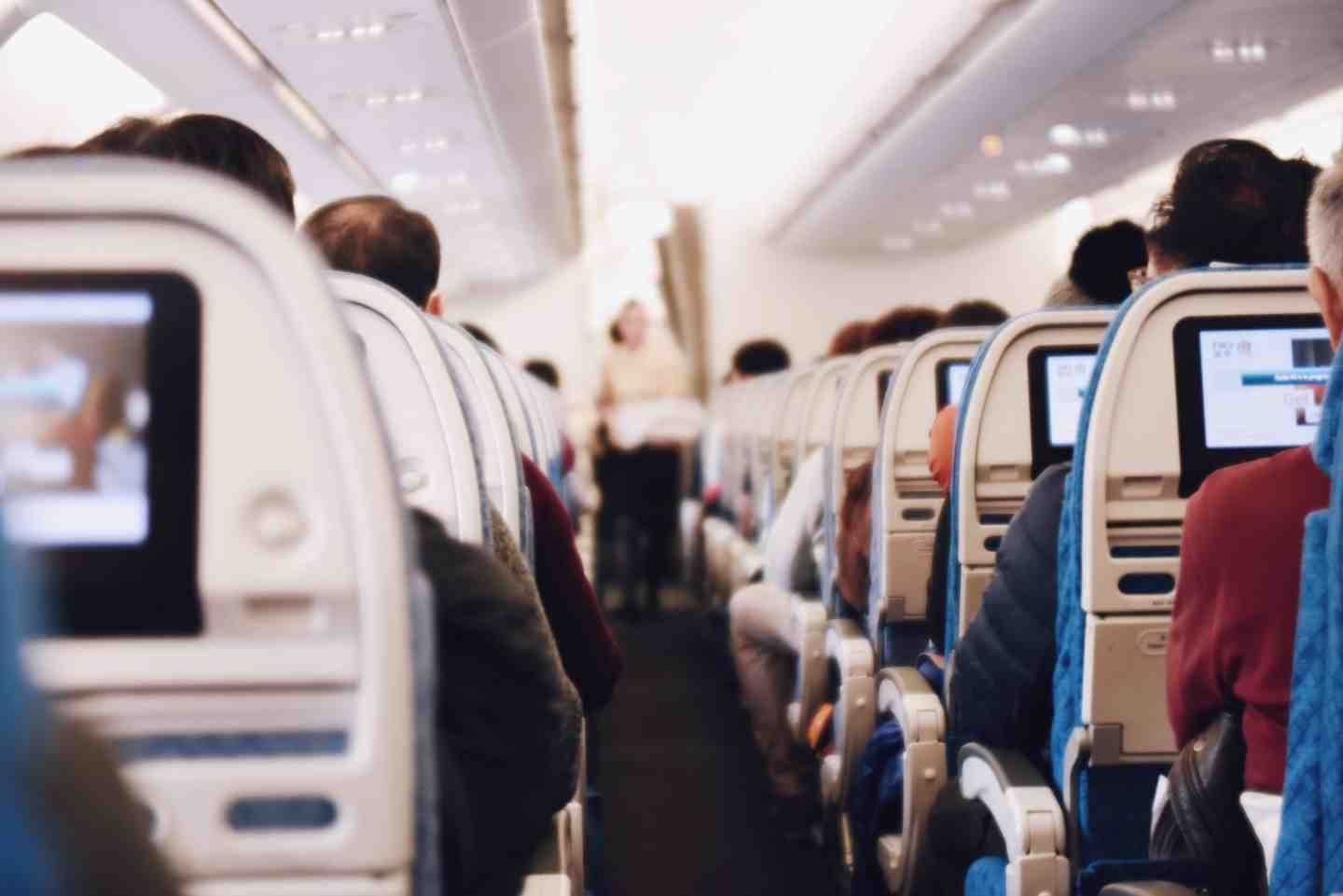 Choose your own seat - Long Haul Flights