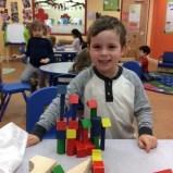 Rafa castle building