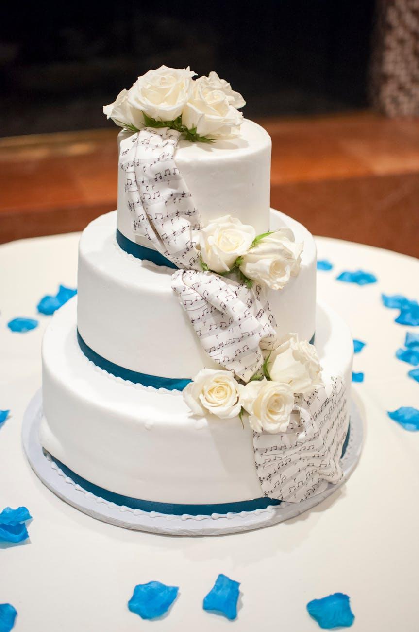 cake wedding love