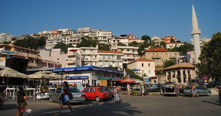 Finding our way to Albania