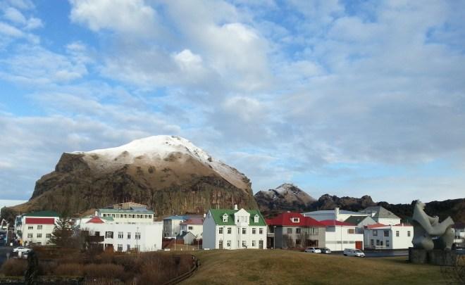 Downtown Vestmannaeyjar