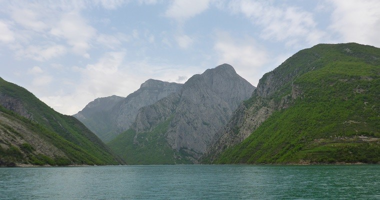 The Norwegian fjords lookalike – Koman lake