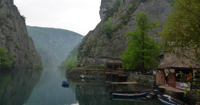 Lake Matka – a great getaway