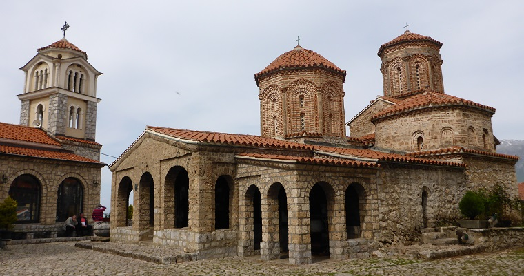 The detour via St. Naum Monastery to Tirana