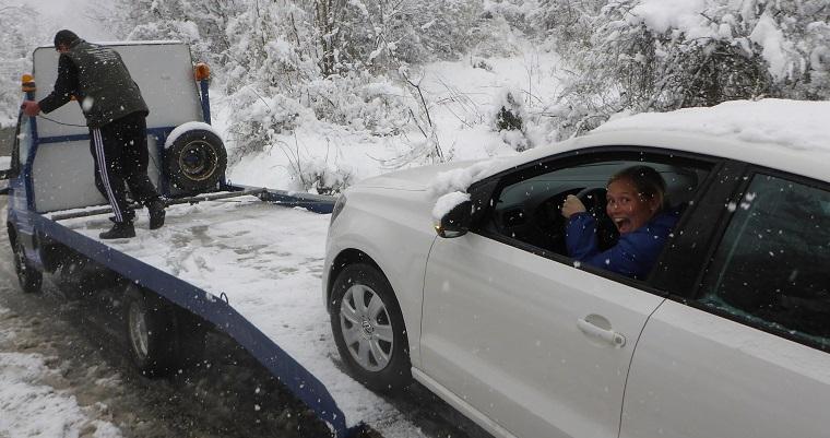 Get your bearings – rental car in the Balkans