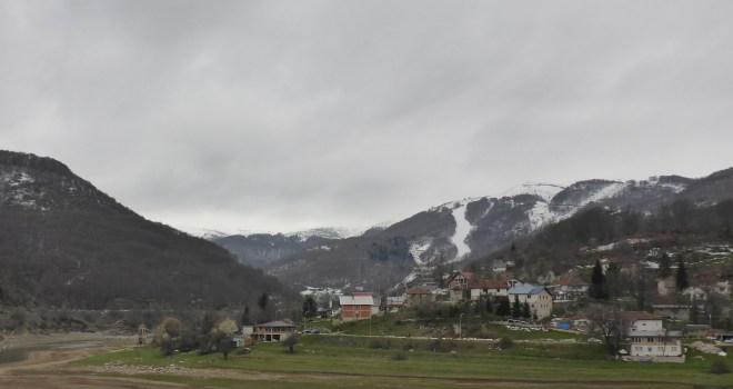 Mavrovo village.