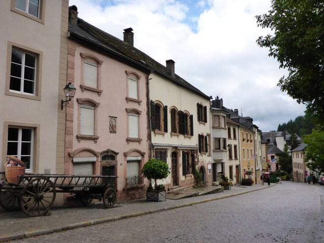 Viaden streets, Luxembourg1