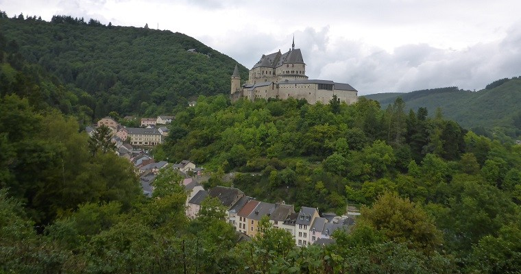 20 hours in Luxembourg