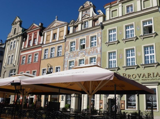 Poznan market square 2