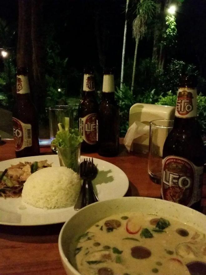 Nice Thai food