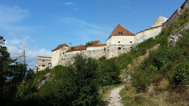 Rasnov Citadel2