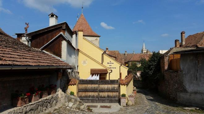 Sighisoara, Romania1