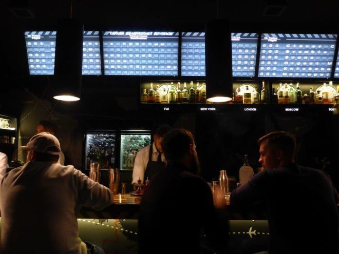 Insomnia bar in Minsk, Belarus