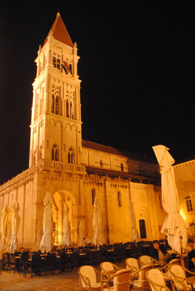 Church in Trogir, Croatia