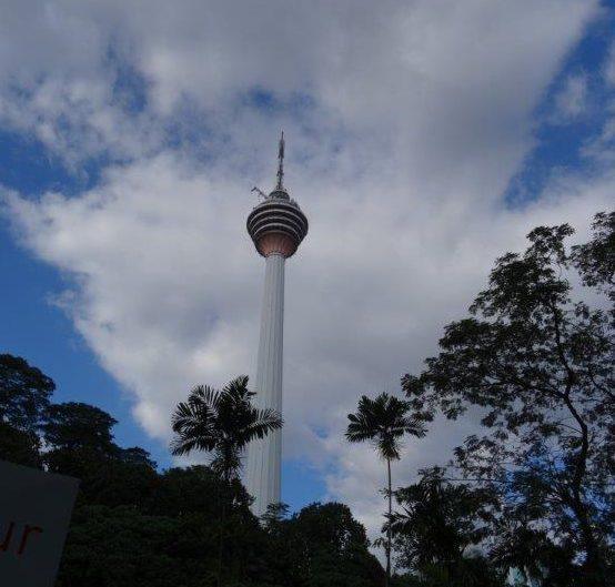 KL Tower in Kuala Lumpur, Malaysia