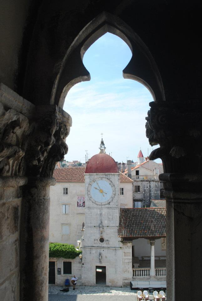 Trogir bell tower, Croatia