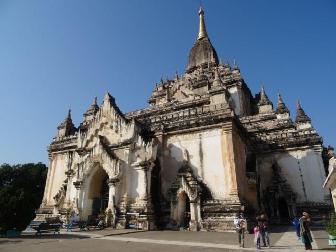 Gaw Daw Palin Phaya, Bagan, Myanmar