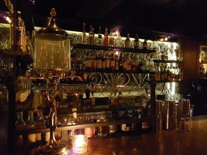 ABV. Speakeasy bar in Manila, Philippines