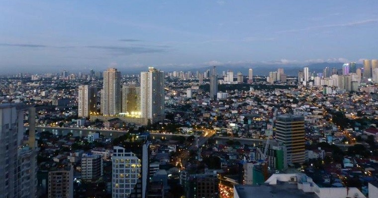 24 hours in Manila